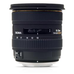 10-20MM F/4-5.6 EX DC HSM WIDE ANGLE ZOOM