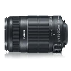 55-250MM F/4-5.6 EF-S IS II FOR CANON