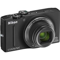 COOLPIX S8200 16.1MP