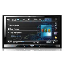 AV RECEIVER W/BLUETOOTH (AVH-P4400BH)