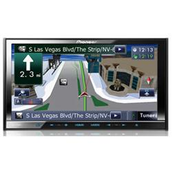 AV NAVIGATION W/ BLUETOOTH (AVIC-Z140BH)