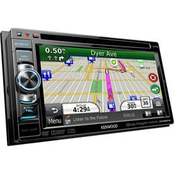 EXCELON AV NAVIGATION W/BLUETOOTH (DNX690HD)