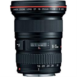 16-35MM F/2.8L EF II USM WIDE ANGLE ZOOM